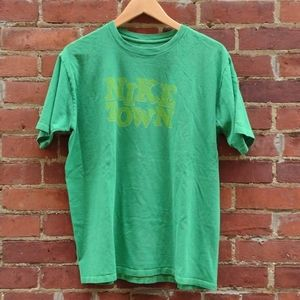 Nike Town Graphic Cotton T-shirt